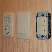 Монтаж, ремонт, замена выключателей Северодвинск